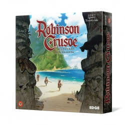 Robinson Crusoe: Adventures in the Cursed Island