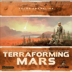 Board game Terraforming Mars from Maldito Games