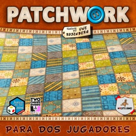 Juego de mesa Patchwork de Maldito Games