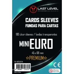 FUNDAS LAST LEVEL MINI EURO PREMIUM (45x68) (50)