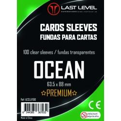 FUNDAS LAST LEVEL OCEAN PREMIUM (63.5x88) (50)