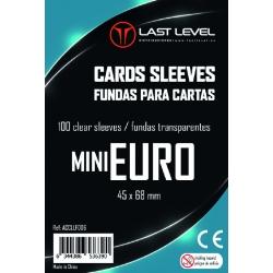 FUNDAS LAST LEVEL MINI EURO (45x68) (100)
