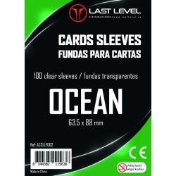 FUNDAS LAST LEVEL OCEAN (63.5x88) (100)