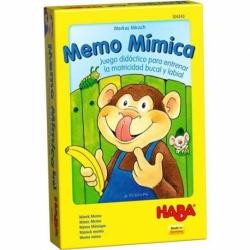 MEMO MÍMICA (MIMIK MEMO)