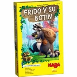 FRIDO Y SU BOTIN