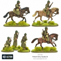 FRENCH ARMY CAVALRY B