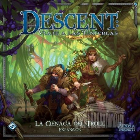 Descent - La Ciénaga del Troll