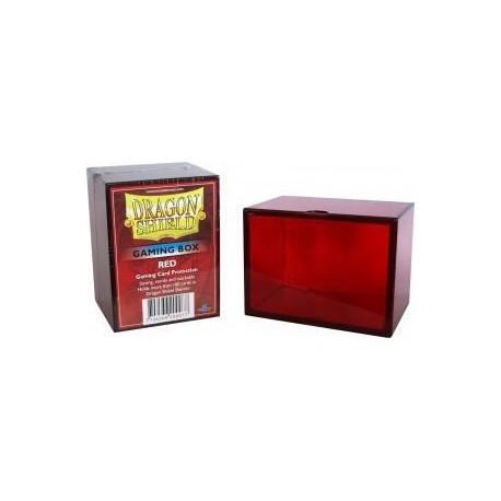 Deck Acrilico Dragon Shield Rojo