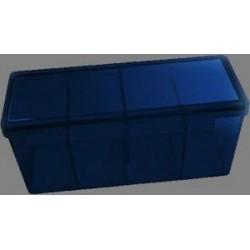 Caja 4 Espacios Acrilico Dragon Shield Azul
