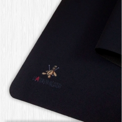 Neoprene mat - Black