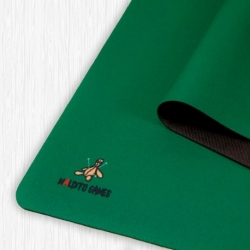 Neoprene mat - Green