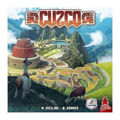 Juego de mesa CUZCO de la marca Maldito Games