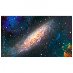 Neoprene mat Galaxy - Two Sizes Available