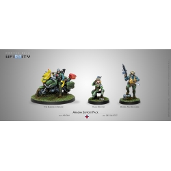 Ariadna Support Pack Infinity de Corvus Belli referencia 281103-0744