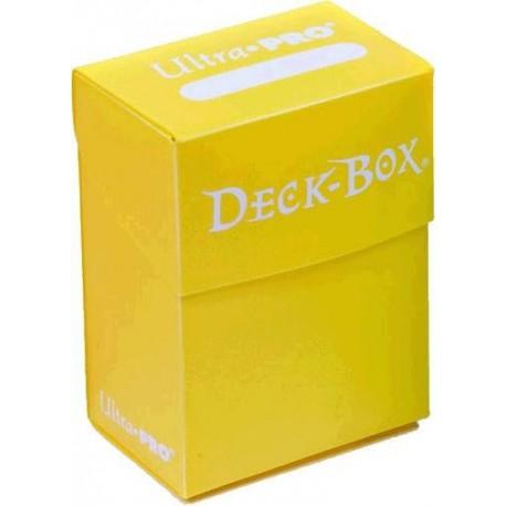 82476 - Deck Ultra Pro Amarilla