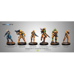 INVINCIBLE ARMY YU JING SECTORIAL STARTER PACK Infinity de Corvus Belli referencia 281304-0753