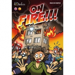 On fire!!! (Spanish e English)