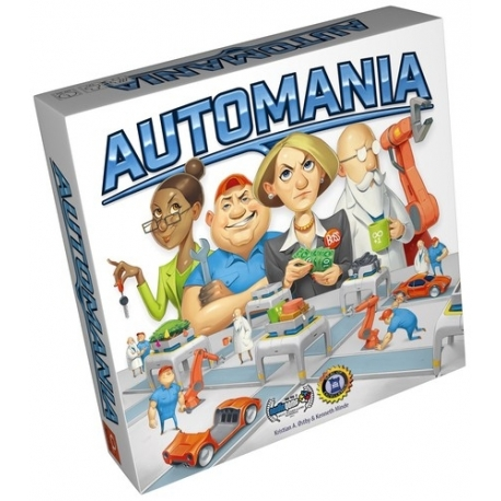 Automania Segunda Edición (Inglés/alemán)