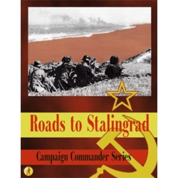 Roads to Stalingrad - Campaign Commander Series (Inglés)