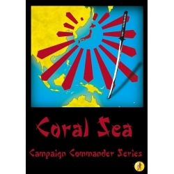 Coral Sea - Campaign Commander Series (Inglés)