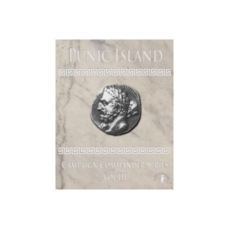 Punic Island - Serie Comandante de Campo