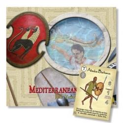 Imperios del Mediterráneo (Inglés)