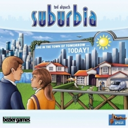 Suburbia (Inglés)