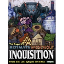 Ultimate Werewolf Inquisition (English)