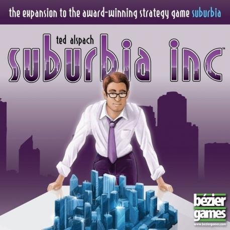 Suburbia Inc (Inglés)