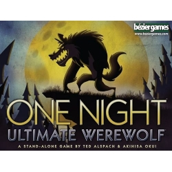 One Night Ultimate Werewolf (English)