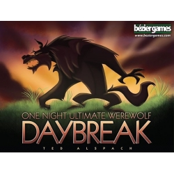 One Night Ultimate Werewolf Daybreak (Inglés)