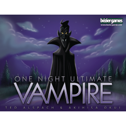 One Night Ultimate Vampire (Inglés)