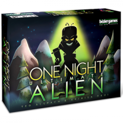 One Night Ultimate Alien (English)