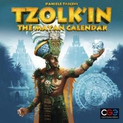 Tzolk'in: The Mayan Calendar (English)