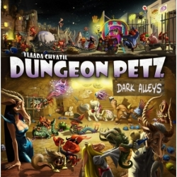 Dungeon Petz: Dark Alleys (English)