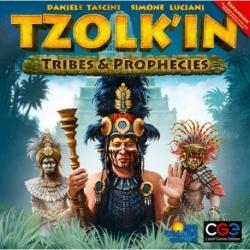Tzolk'in: The Mayan Calendar - Tribes & Prophecies (Inglés)