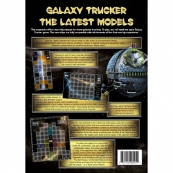 Galaxy Trucker: Latest Models (English)