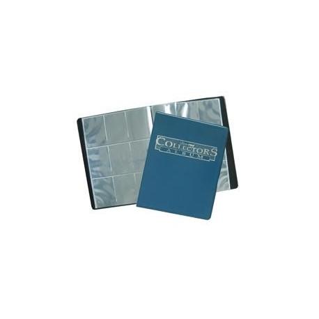 Portafolio 9 Bolsillos Azul Ultra Pro