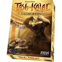 Tash Kalar: Arena of Legends (English)