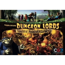 Dungeon Lords: Happy Anniversary (English)