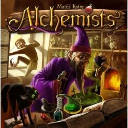 Alchemists (Inglés)