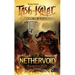 Tash-Kalar: Arena of Legends - Nethervoid (Inglés)
