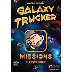 Galaxy Trucker: Missions (English)