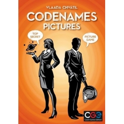 Codenames: Pictures (English)