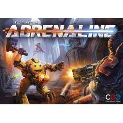 Adrenaline (Inglés)