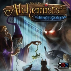 Alchemists: The King's Golem (English)