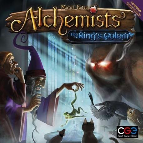 Alchemists: The King's Golem (English)
