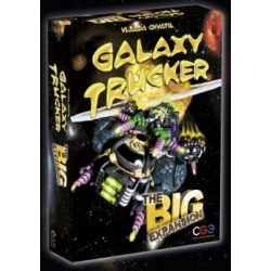 Galaxy Trucker: The Big Expansion (Inglés)