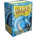 Funda Dragon Shield Azul (100)