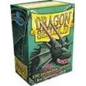 Funda Dragon Shield Verde (100)